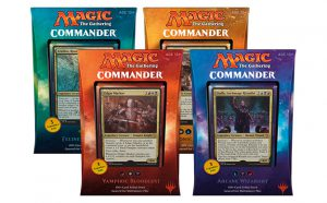 8-26-17 Magic Commander 2017 Sealed Release Event @ Gamers Guild | Spring Lake | North Carolina | United States