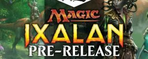 9-22-17 Magic Ixalan Midnight Prerelease @ Gamers Guild | Spring Lake | North Carolina | United States