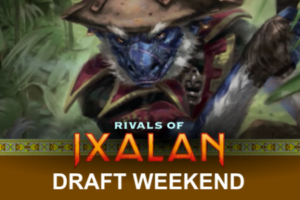 1-20-18 Rivals of Ixalan Two Headed Giant Draft @ Gamers Guild | Spring Lake | North Carolina | United States