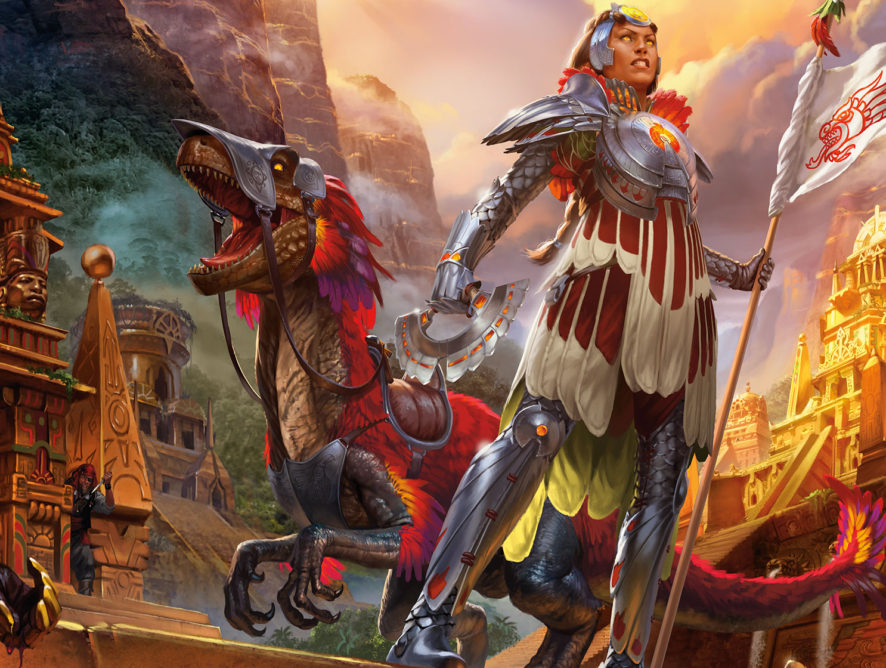 Rivals of Ixalan League Info is up!
