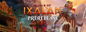 1-12-18 Magic Rivals of Ixalan Midnight Prerelease @ Gamers Guild | Spring Lake | North Carolina | United States