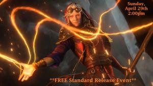 4-29-18 Dominaria Standard Release Event @ Gamers Guild | Spring Lake | North Carolina | United States