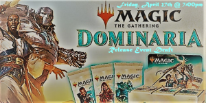 4-27-18 Magic Dominaria Release Draft @ Gamers Guild | Spring Lake | North Carolina | United States