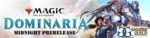4-21-18 Dominaria Midnight Prerelease @ Gamers Guild   Spring Lake   North Carolina   United States