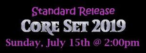 7-15-18 Magic Core Set Standard Release Event @ Gamers Guild   Spring Lake   North Carolina   United States