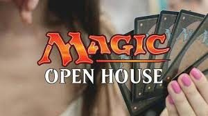 2-1-20 Magic Open House @ Gamers Guild
