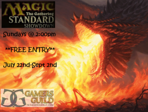 Core Set 2019 Standard Showdown @ Gamers Guild | Spring Lake | North Carolina | United States