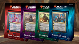 8-11-18 Commander 2018 Sealed Release Event @ Gamers Guild | Spring Lake | North Carolina | United States