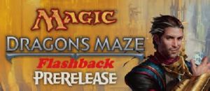 8-18-18 Flashback Dragon's Magic Prerelease @ Gamers Guild | Spring Lake | North Carolina | United States