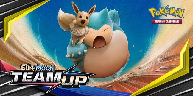 New Pokemon Team Up product & Yugioh Savage Strike arrive!