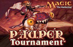 4-6-19 MTG Pauper Event! @ Gamers Guild