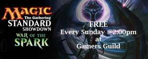 {FREE} War of the Spark Standard Showdown!