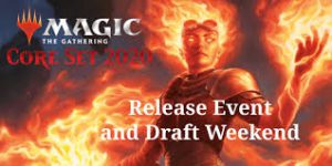7-14-19 Core Set 2020 Standard Release @ Gamers Guild