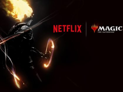 Magic Anime Series coming to Netflix!
