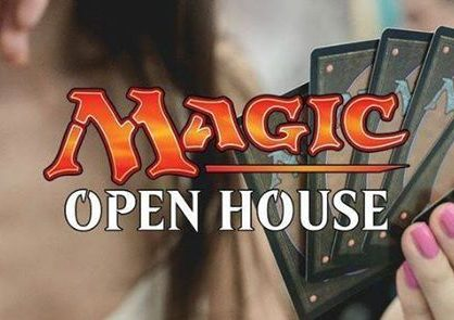 June 24th to June 30th (feat. Magic Open House)