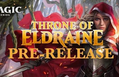 September 23rd to September 29th (feat. Throne of Eldraine Prerelease!)