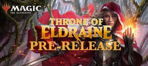 9-28-19 & 9-29-19 Throne of Eldraine Prerelease Weekend @ Gamers Guild
