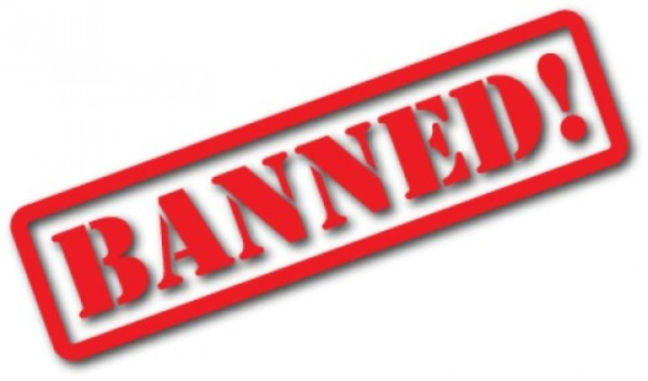 New Pioneer bans announced today!