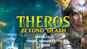 1-17-20 Theros Beyond Death Prerelease @ Gamers Guild