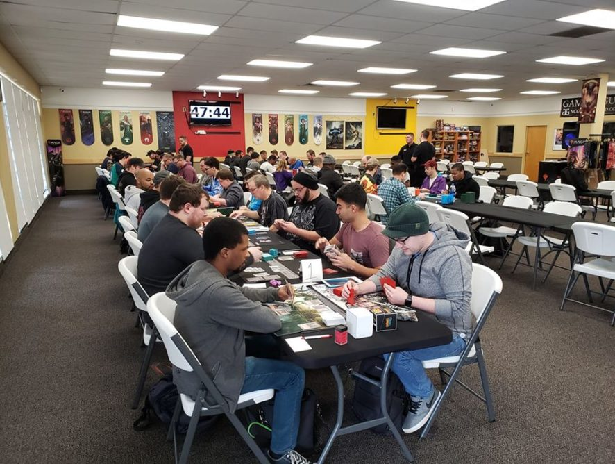 WPNQ #2 is in the books!  Sultai Ramp reigns
