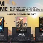 Two New FNM at Home events for Arena!