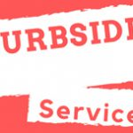 Curbside pick up at GG for month of April